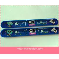 Wholesale custom slap bracelets wristband from china suppliers