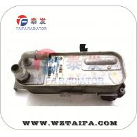 Wholesale High Reliability BMW Oil Cooler Replacement 17217600553 TS16949 Certificate from china suppliers