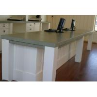 Wholesale solid surface reception desk from china suppliers