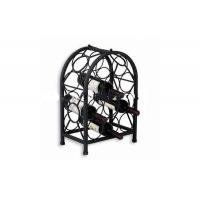 Wholesale Elegant design metal wine racks for hotel from china suppliers