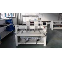 Wholesale 9 Needle 2 Head Tubular Embroidery Machine For Pillow Cases / Bags from china suppliers