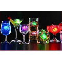 Wholesale Eco - friendly Water Activated Lighting Ice Cubes For KTV Pub Decoration from china suppliers