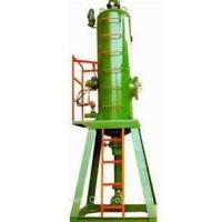 Wholesale Simple structure Drilling Liquid gas Separator, liquid separation equipment from china suppliers