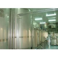 Wholesale 1000KGPH Automatic Milk Powder Manufacturing Process 1000kg / H from china suppliers
