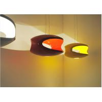 Wholesale Simple & Chic  Orange O Space Hanging Pendant Lights Decorative Hanging Lamps from china suppliers