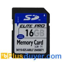 Wholesale 16GB SD Memory Card from china suppliers