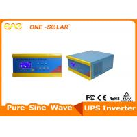 Quality 500W Pure Sine Wave Solar / Sun Power Inverter Overload Protection For House for sale