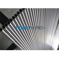 Wholesale ASTM A269 / ASME SA269 1.4306 / 1.4404 Stainless Steel Sanitary Tubing With Cold Rolled from china suppliers