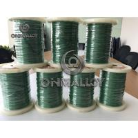 Wholesale GB/T Standard Color Alumel Thermocouple Alloy Cable 500 Degree Fiberglass from china suppliers