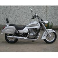 Quality 150CC / 250CC High Powered Motorcycles V Cylinder Forced Air Cooling Manual Clutch for sale