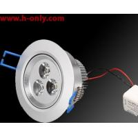Wholesale 3X1W high power LED downlight,ceiling light from china suppliers