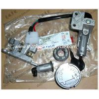 Wholesale Anti-Theft Lock Sets Scooter Spare Parts 50cc / 125cc Scooter Lock Sets Tank Lock from china suppliers