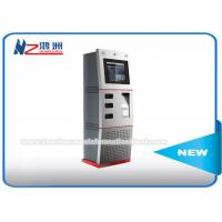 Wholesale Automatic Credit Card Dispenser Vending Machine  , Self Service Banking Kiosk from china suppliers