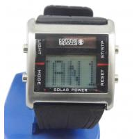 Wholesale Hourly Chime  Solar Powered Digital Watches from china suppliers
