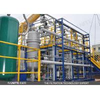 Wholesale Automatic back wash control system fiber spinning Industrial Filtration System with ISO9001 from china suppliers