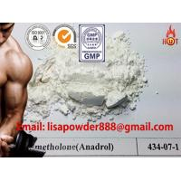 Synthetic Anadrol Anabolic Androgenic Steroids 434-07-1