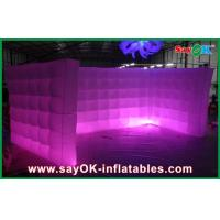 Wholesale LED Lighting inflatable camping tent Wall For Advertising / Ceremony from china suppliers