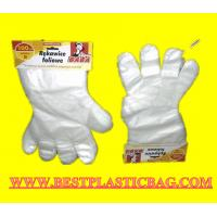 Wholesale disposable transparent gloves disposable polyethylene gloves disposable poly gloves from china suppliers