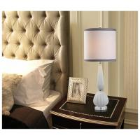 Wholesale luxury  hotel front desk table lamp from china suppliers