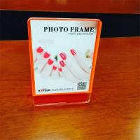 Wholesale Magnetic Acrylic Photo Frame acrylic photo block from china suppliers
