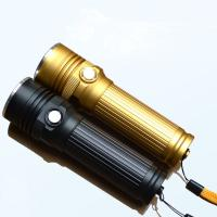 Wholesale 1200 Lms High Power CREE XM-L2 T6 LED Flashlight/Torch Taking 18650 or 26650 Recharging from china suppliers