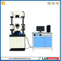Wholesale Computerized Universal Testing Machine Hydraulic Metal Tensile Test from china suppliers