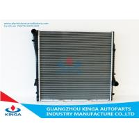 Wholesale 1439104 Auto Parts Radiators For BMW X5 E53 2000 - 03 MT Plastic Tank from china suppliers