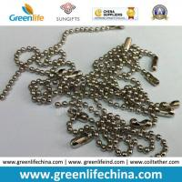 China Top Quality 2.4mm Silver Ball Chain for Gift/Jewellery