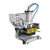 Wholesale semi-automatic Pneumatic hot stamping machine for paper bag from china suppliers