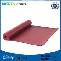 Wholesale Yoga Mat With Non Slip Rubber from china suppliers