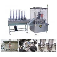 Wholesale High Speed Auto Vertical Cartoning Machinery For Capsule / Food / Soap Carton Box from china suppliers