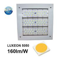Wholesale Super Brightness Led Gas Station Canopy Lights 160lm/W Perfect Mounted At Petrol Station from china suppliers