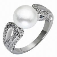 Wholesale Silver Ring, OEM and ODM Orders Welcomed from china suppliers