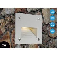 Wholesale IP65 CE ROHS Approval Outdoor LED Step Wall Light/Square LED Decorative Staircase Light from china suppliers