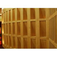 Wholesale Heatproof Interior BD Sound Diffusion Panels For Disco Ceiling from china suppliers
