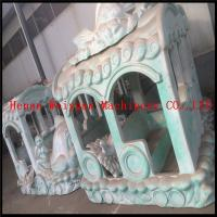 Quality customized electric track train, under sea world train ride for sale for sale