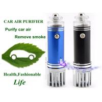 Wholesale Red , Blue , Black Car Air Purifier ionzier Can Purify Car Air , Remove Dust from china suppliers