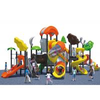 Wholesale Food grade LLDPE Plastic colorful interesting kids outdoor playground equipment from china suppliers