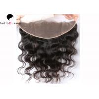 Buy cheap Grade 7A Body Wave Malaysian Human Hair Lace Wigs Natural Black Hair Weaving from wholesalers