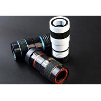 Wholesale Clip On Smartphone Camera Lens , Detachable Lens For Mobile Phone 90g from china suppliers