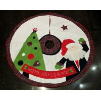 Wholesale Christmas Decoration-- Christmas Tree Skirt from china suppliers