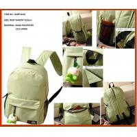 Wholesale promotional bags no minimum promotional computer backpack from china suppliers