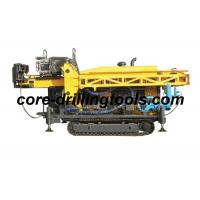 Buy cheap Fully Hydraulic Core Drilling Rig Crawler Mounted Geological Exploration from wholesalers