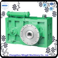 Wholesale 800 - 100000N Torque Cylindrical Gear Reducer With Electric Motor For Engineering Machinery from china suppliers
