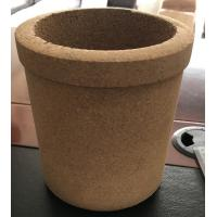 Buy cheap Modern Environmental Cork Bark Planter for Indoor Gardening or Decoration from wholesalers