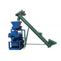 Wholesale High Capacity Automatic Ring Die Wood Pellet Mill Machine , CE Certificate from china suppliers