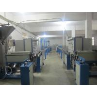 Quality Power Cable Production Line Cable Extrusion Machine With Φ 4-20 mm Outlet Wire Scope for sale