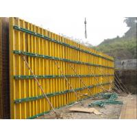 Wholesale H20 Timber Beam Concrete Wall Formwork Prefabricated For Straight Concrete Wall from china suppliers