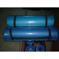 Wholesale rubber NBR yoga mat supplier 15mm exercise mat from china suppliers