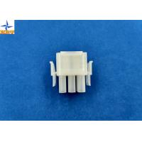 Wholesale 6.35mm Pitch Wire To Wire Connectors Triple Row PA66 Material Crimp type Power Connector from china suppliers